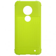Capa para Motorola Moto G7 e G7 Plus - Emborrachada Color Force Verde