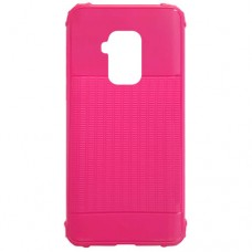 Capa para Motorola Moto One Zoom - Emborrachada Color Force Pink