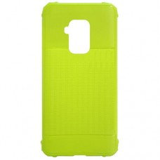 Capa para Motorola Moto One Zoom - Emborrachada Color Force Verde