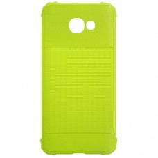 Capa para Samsung Galaxy J4 Core e J4 Plus - Emborrachada Color Force Verde