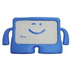 Case H Maston Emborrachada iPad Mini 1/2/3/4 - Azul
