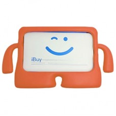 Case H Maston Emborrachada iPad Mini 1/2/3/4 - Laranja