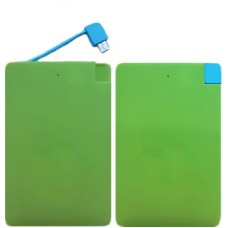 Power Bank 8700 mAh CDB-8700 - Verde