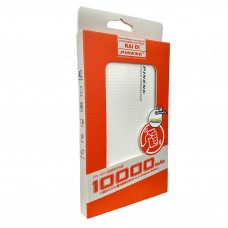 Power Bank 10000 mAh Kaidi PN-951 - Branca