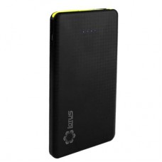 Power Bank + Cabo Lightning Lotus 5000 mAh LT-952 - Preta