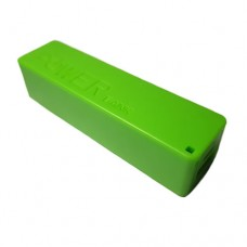 Power Bank 2200mAh Multilaser CB078 - Verde