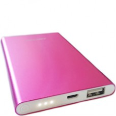 Power Bank 4000 mAh J40 - Pink