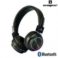 Headphone Bluetooth Estéreo c/ Microfone Integrado SLY-06 Sumexr - Verde Militar