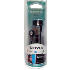 Earphone Soyle SY-122 - Preto