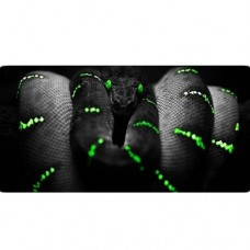 Mouse Pad Gamer Exbom MP-9040A 90x40x0,3mm - Cobra