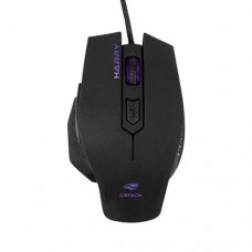 Mouse Gamer USB 3200Dpi Harpy MG-100BK C3 Tech Preto