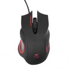 Mouse Gamer USB Buzzard MG-110BK C3 Tech Preto