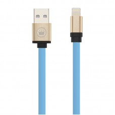 Cabo Lightning Flat Duo Color Kimaster - CB301 Azul