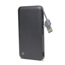 Power Bank Slim USB Kimaster 10000mAh - E622 Preto