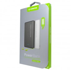 Power Bank Slim Kimaster - 5000mAh - PN952 Branco