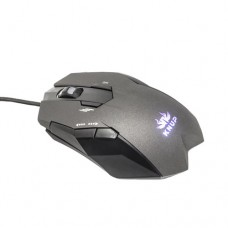Mouse Gamer 800 Até 2400 Dpi com LED KP-V33 - Grafite