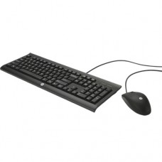 Kit Teclado e Mouse HP USB C2500